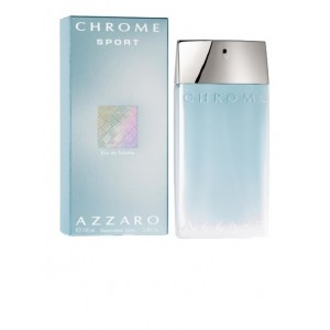 Toaletna voda za muškarce Azzaro Chrome Sport 100 ml