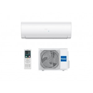Klima uređaj HAIER FLEXIS PLUS WI-FI AS25S2SF1FA/1U25S2SM1FA, 2.6kW, Inverter, crna