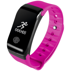 SAT pametni, Heart Rate monitor, Fitness OLED, pink Home