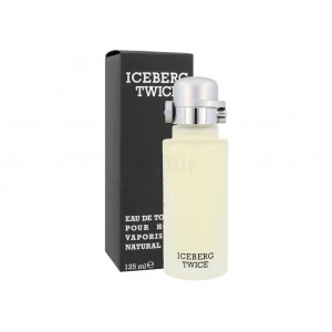 Toaletna voda ICEBERG TWICE 125 ml